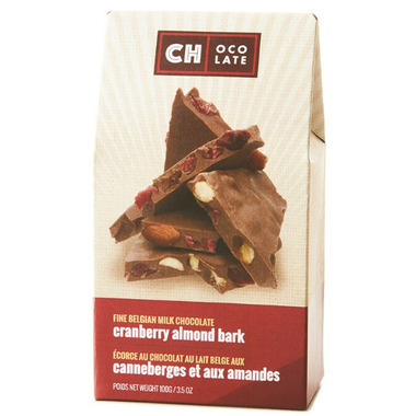 CH Ocolate Cranberry Almond Bark