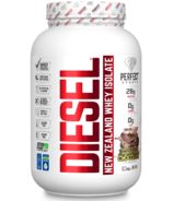 Perfect Sports DIESEL New Zealand Whey Protein Isolate Triple Chocolate