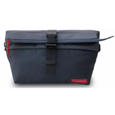 Goodbyn Rolltop Insulated Lunch Bag Grey