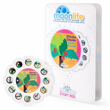 Moonlite Story Reel Chicka Chicka Boom Boom