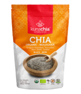 Kunachia Organic Black Chia Seeds