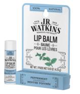 J.R. Watkins Ultra-Moisturizing Lip Balm Peppermint