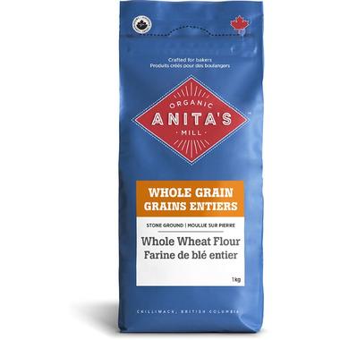 Anita\'s Organic Mill Stone Ground Whole Wheat Flour