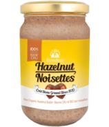 Ecoideas Organic Hazelnut Butter