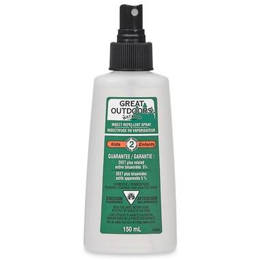 Watkins Great Outdoors Insect Repellent for Kids 5% Deet