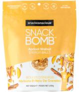 Snack Conscious Snack Bomb Apricot Walnut Energy Balls