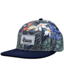 L&P Apparel Rio 1.0 Snapback Navy