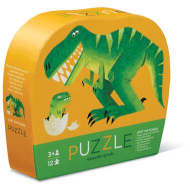 Crocodile Creek 12-Piece Mini Puzzle Just Hatched
