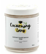 Cocooning Love Whipped Exfoliant Apricot