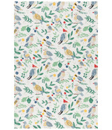 Now Designs Tea Towel Flock Together Print
