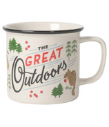 Now Design Heritage Mug The Great Outdoors