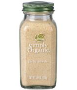 Ail en poudre Simply Organic