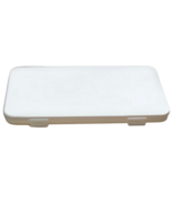 Just In Case Face Mask Case White