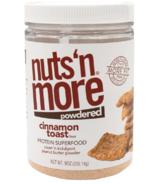 Nuts'N More Cinnamon Toast Powdered