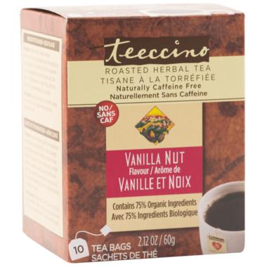 Teeccino Vanilla Nut Roasted Herbal Tea