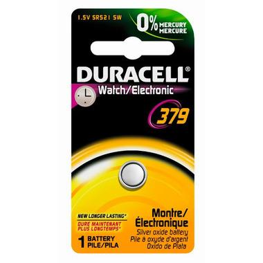 Duracell 379 1.5V Watch Battery