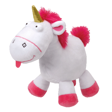 Ty x Despicable Me Fluffy the Unicorn
