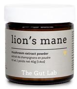 The Gut Lab Lion's Mane Mushroom Extract Powder