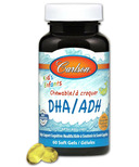 Carlson for Kids Chewable DHA Orange Flavour