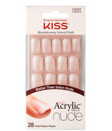 Kiss Salon Acrylic Nude Cashmere