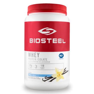 BioSteel Whey Protein Isolate Vanilla