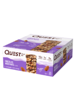 Quest Nutrition Snack Bar Chocolate Mixed Nuts Case