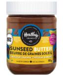 Healthy Crunch Chocolate Banana SunSeed Butter