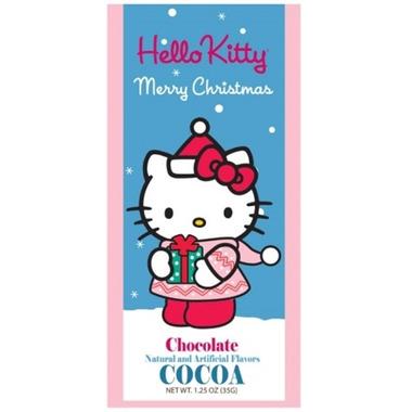 Hello Kitty Merry Christmas.Mcsteven S Hello Kitty Merry Christmas Hot Chocolate Mix