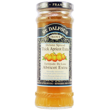 St. Dalfour Spreads Thick Apricot Extra Deluxe Spread