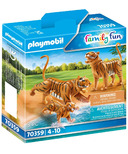 Playmobil Family Fun Tigers with Cub