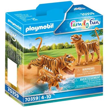 Playmobil Family Fun Tigers with Cub