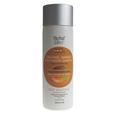 Herbal Glo Organic Mango Moisturizing Shampoo