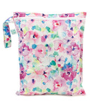 Bumkins Wet Bag Watercolour Flower