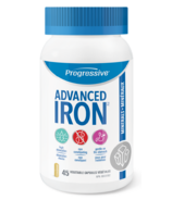 Progressive Advanced Iron 15 mg