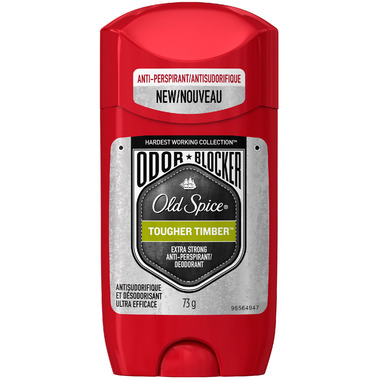 Old Spice Extra Strong Anti-Perspirant & Deodorant Tougher Timber