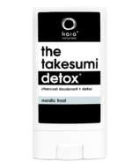 Kaia Naturals The Takesumi Detox Charcoal Deodorant Nordic Frost