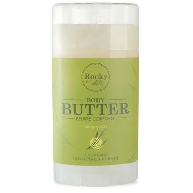 Rocky Mountain Soap Co. Lemongrass Body Butter