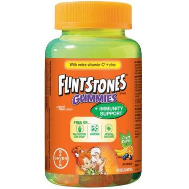 Flintstones Gummies Plus Immunity Support