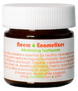 Living Libations Neem Enamalizer Toothpaste
