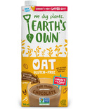Earth's Own Fortified Gluten-Free Oat Beverage Fair Trade Chocolate