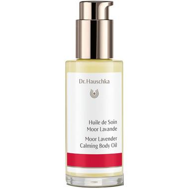 Dr. Hauschka Moor Lavender Calming Body Oil