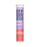 Organika Effervess Marine Collagen with Vitamin C Cranberry