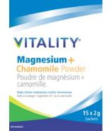 Vitality Magnesium + Chamomile Box