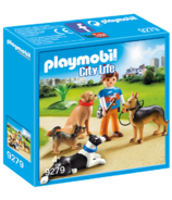Playmobil City Life Dog Trainer