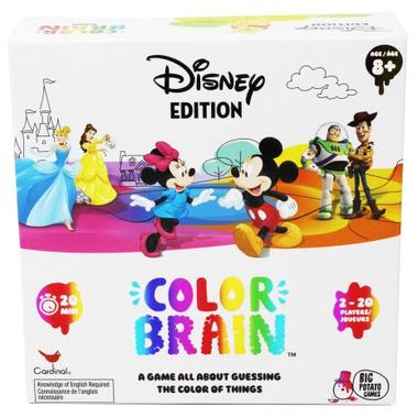 Big Potato Disney Colour Brain