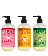 Mrs. Meyer's Holiday Hand Soap Trio Bundle