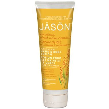 Jason Revitalizing Vitamin E Hand & Body Lotion