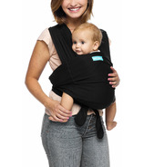 Moby Wrap Fit Wrap Black