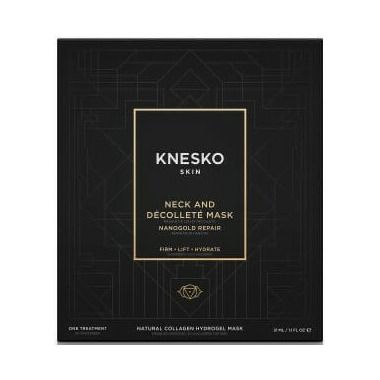 KNESKO Nanogold Repair Neck and Decollete Mask