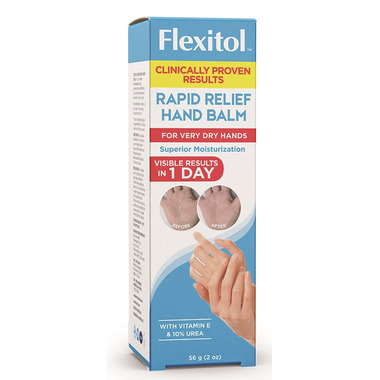 Flexitol Rapid Relief Hand Balm